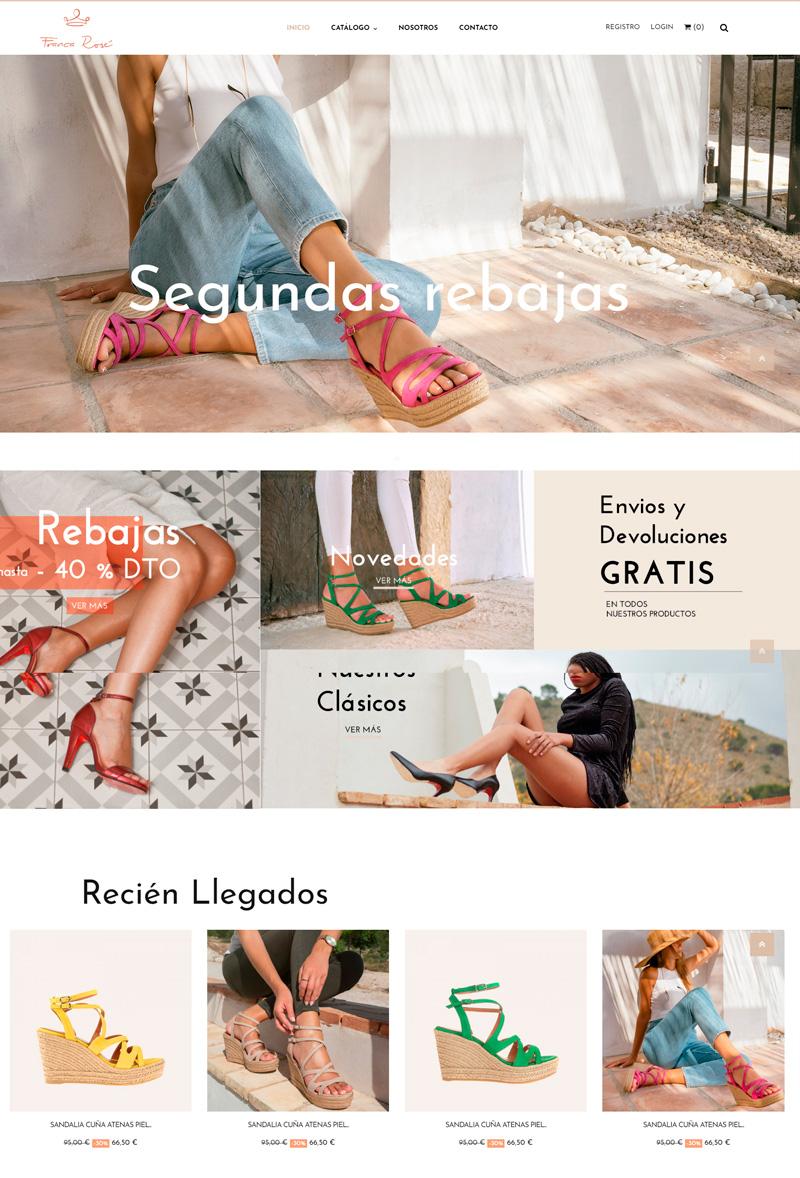 tienda online zapatos